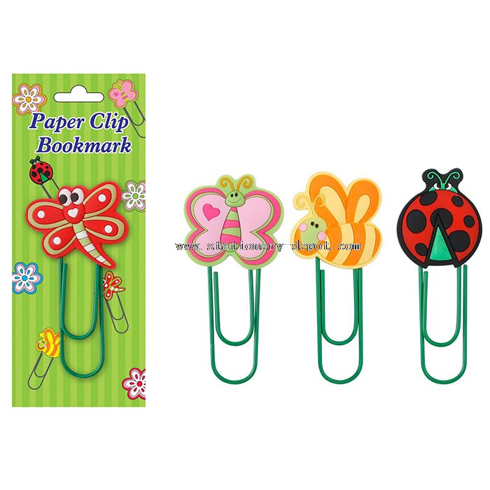 Butterfly Shaped Paper Clips
