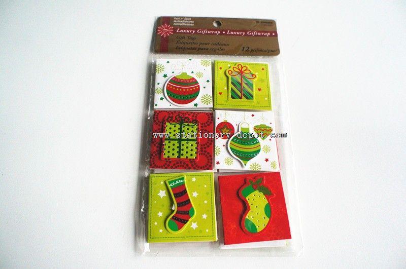 christmas handmade luxury giftwrap