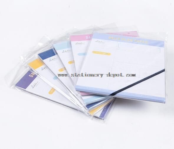 Memo Sticky Note Pad
