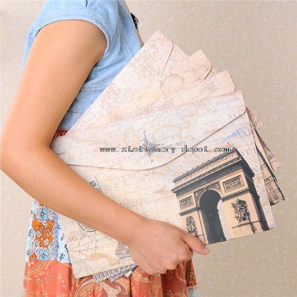 Multiple Color paper bags