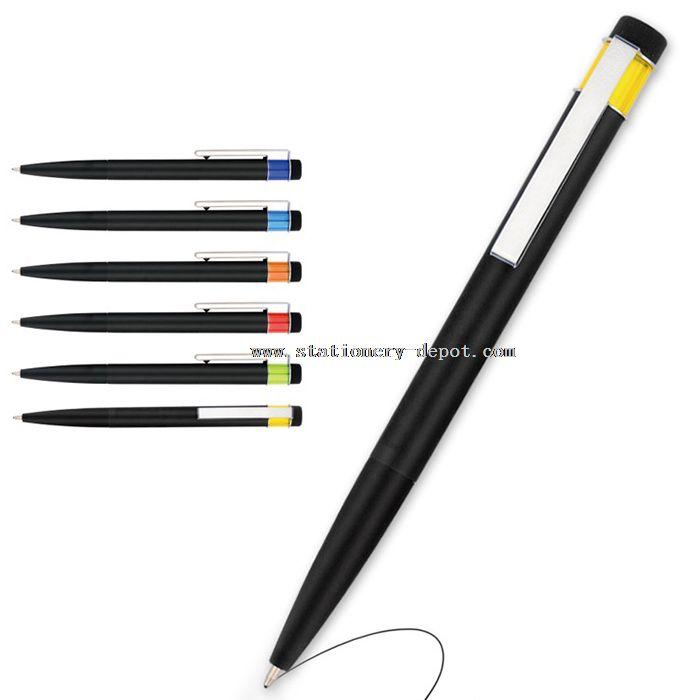 Twist Promotional Action Plastic Ball Pen