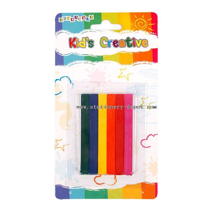Chalk Shape Soft Multicolor Crayon Pen