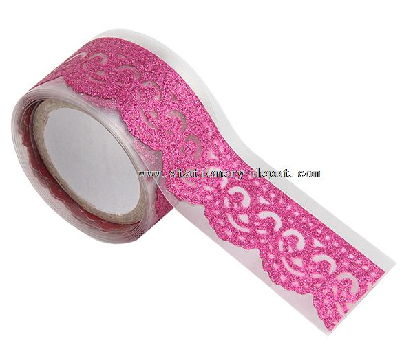 Craft Adhesive Decorative Lace Tape