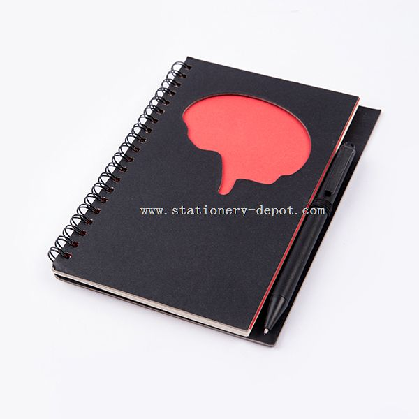 Hard Cover Spiral Journals