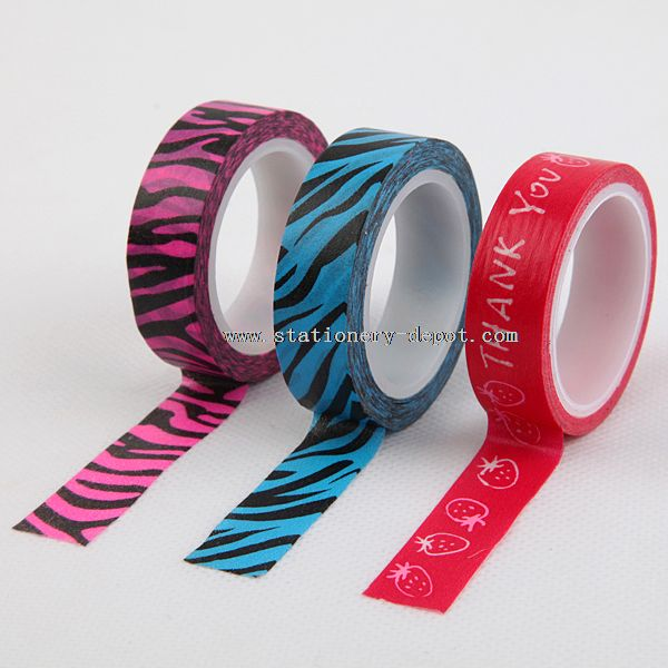 Kids Adhesive DIY Tape