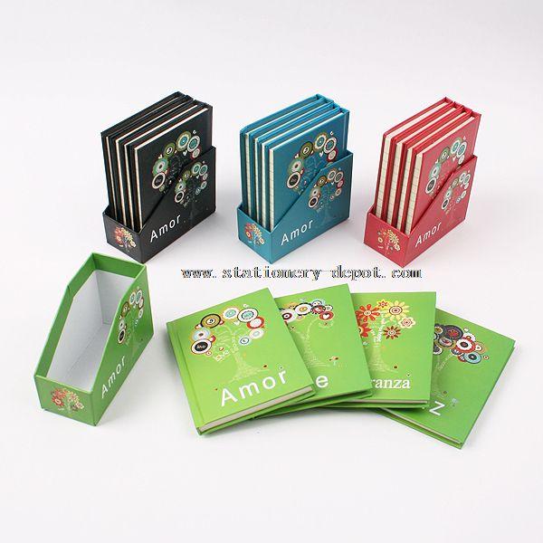Non Spiral Pocket Notebook