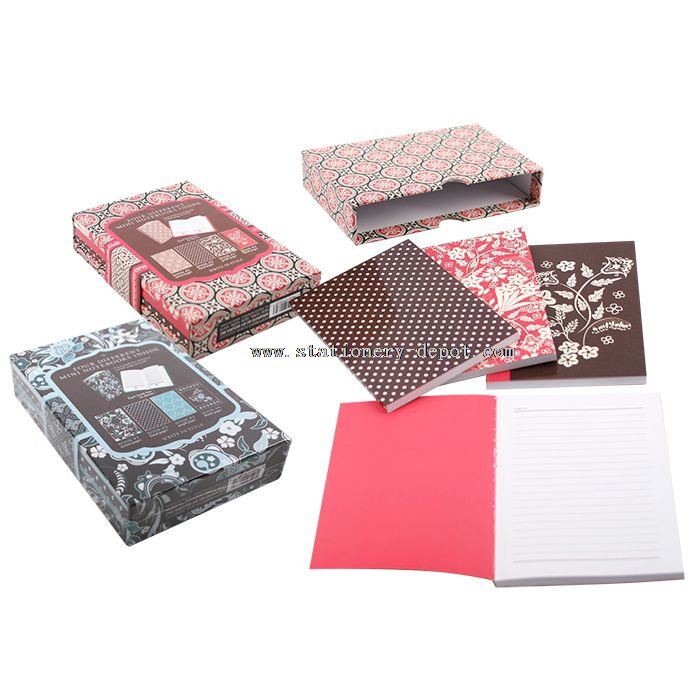 Notebook Cover Gift Set