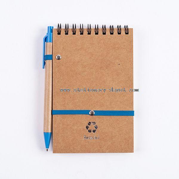 Small Spiral Notepads