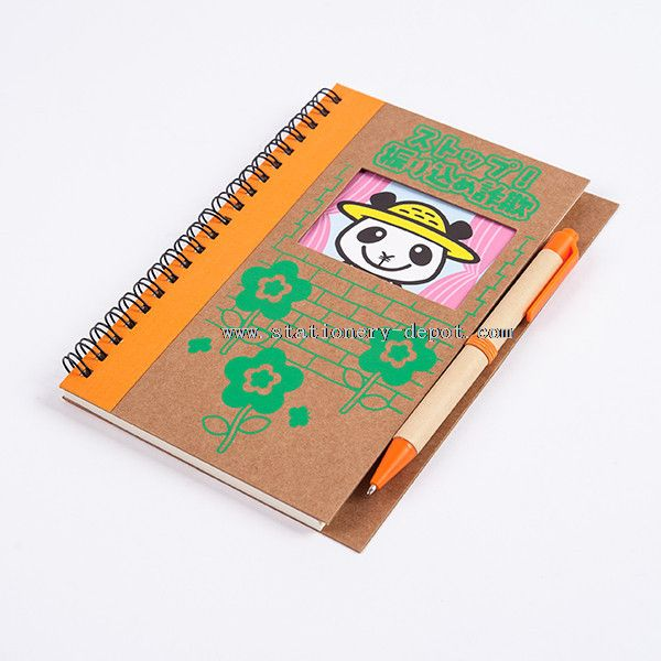 Spiral Composition Notebook