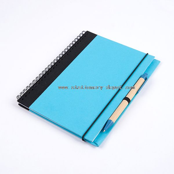 Square Lined Paper Notebooks