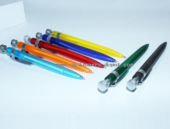 light metal ball pen