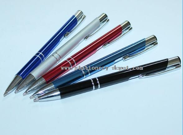 stationery metal pen