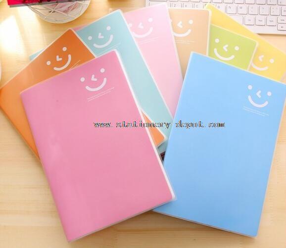 cute notebook writting pad