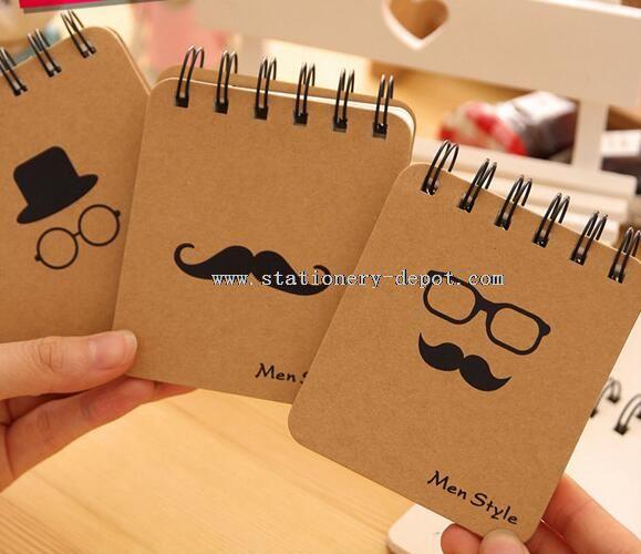 mini paper note book