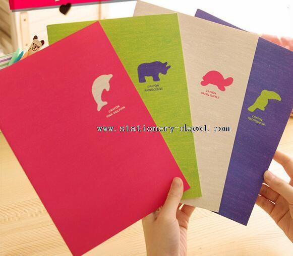 Office & School use paper notebooks