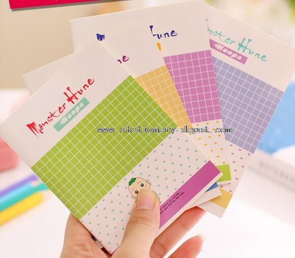 paper notebook for school