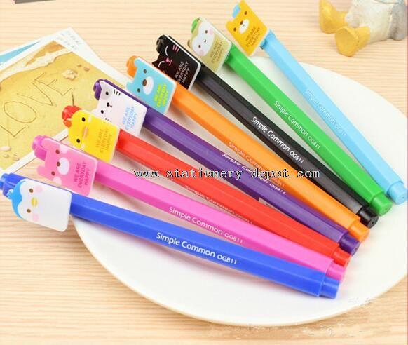 48pcs/box glitter gel pen gift set