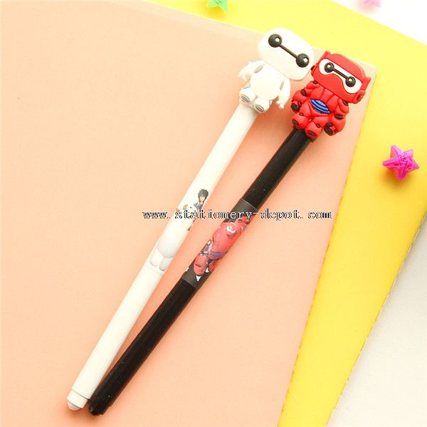 charactor creative features of gel pen