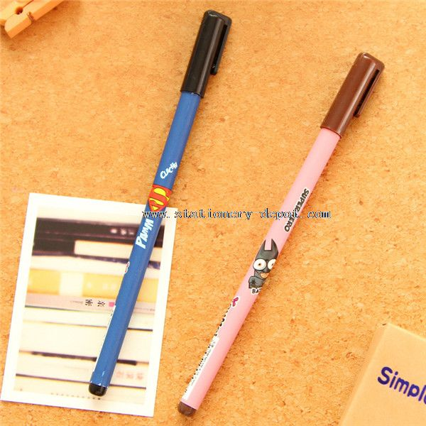cute gel pen