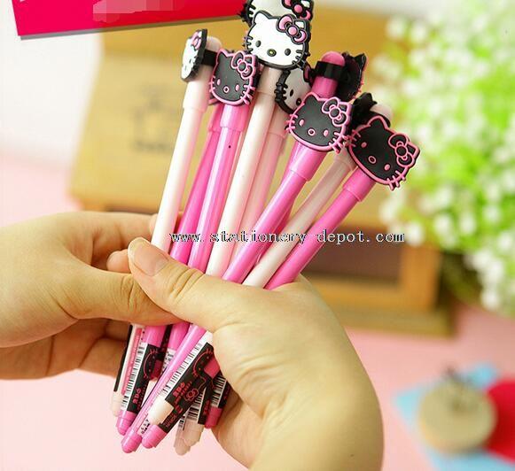 korean gel pen