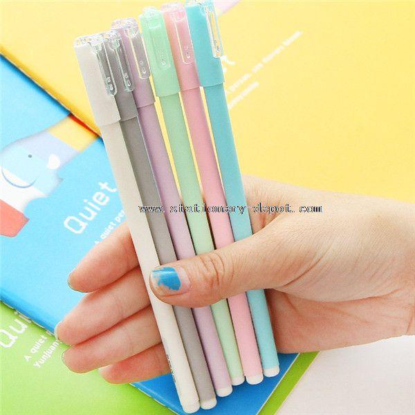 student ink pen gel pens