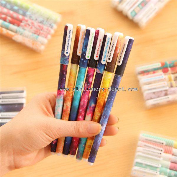 water color best cheap gel pen