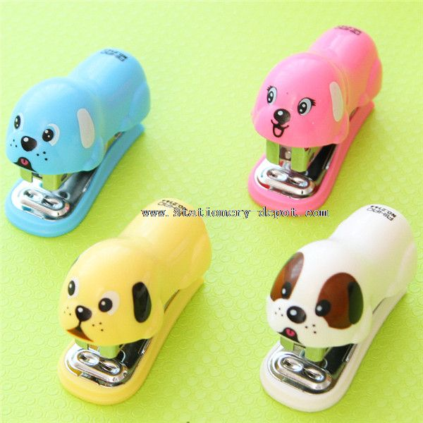 animals shaped resin needle stapler