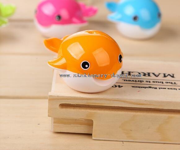 fish plastic pencil sharpener
