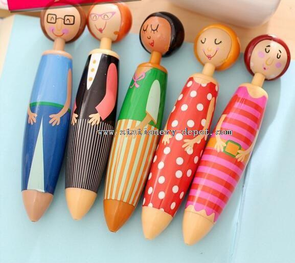 toy plastic ball pen