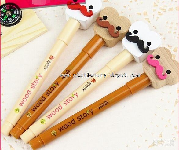 wood ballpoint pen