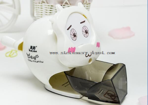 cow pencil sharpener for kids