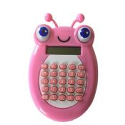 Cute Animal Shaped 8 digits Calculator with Shiny Eyes images