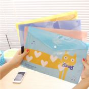pvc document bag pocket for ladies images