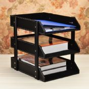3 Tier Document Holder File Tray images
