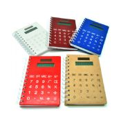 Diary Notebook with Calculator images