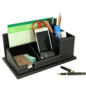 pu leather office accessories images