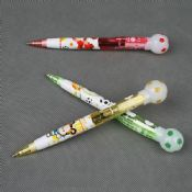 Novelty Pen with Led Light images
