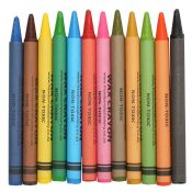 12 Pack Big Rainbow Crayon images