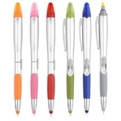 3 in 1 Stylus Pen with Highlighter images