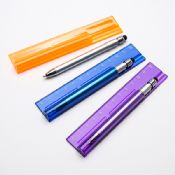 Multi-Function Mini Stylus Pen with Ruler images