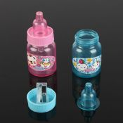 Baby Bottle Shaped Pencil Sharpeners images