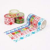 Tape Made with Japanese Washi Material images