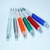 plastic material stationery ball pen slim images