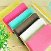 Soft PU leather notebook images