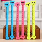 animal shapped funny making plastic ruler images