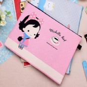 Canvas pencil case images