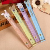 cartoon animal lovely measuring acrylic ruler images