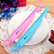 cartoon cute fish 15cm student ruler images