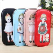 Cartoon pencil case for girl images