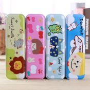 metal pencil case for school children images